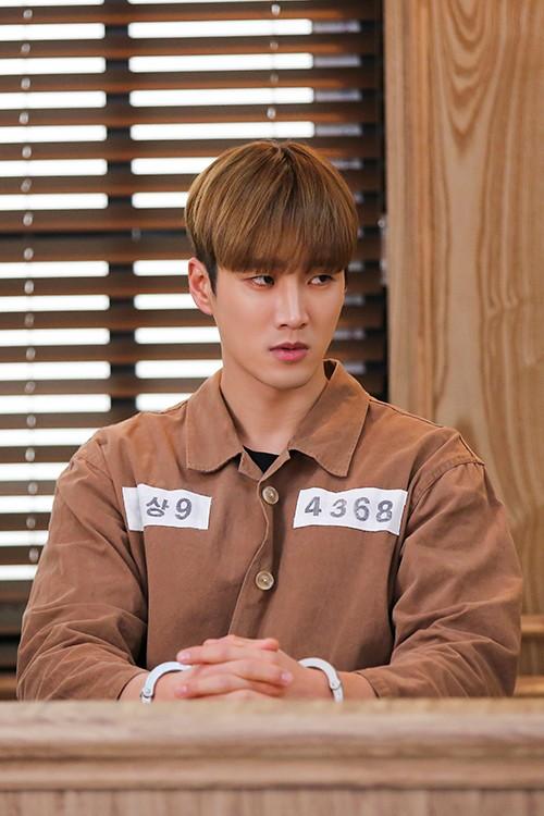 Jang Geun-won là nhân vật được phụ trách bởi Ahn Bo-hyun