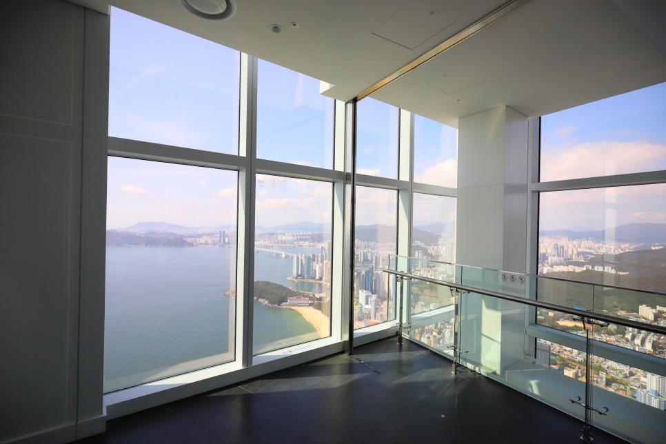 Và đây là khu photozone rất được mọi người yêu thích ở Busan X the Sky
