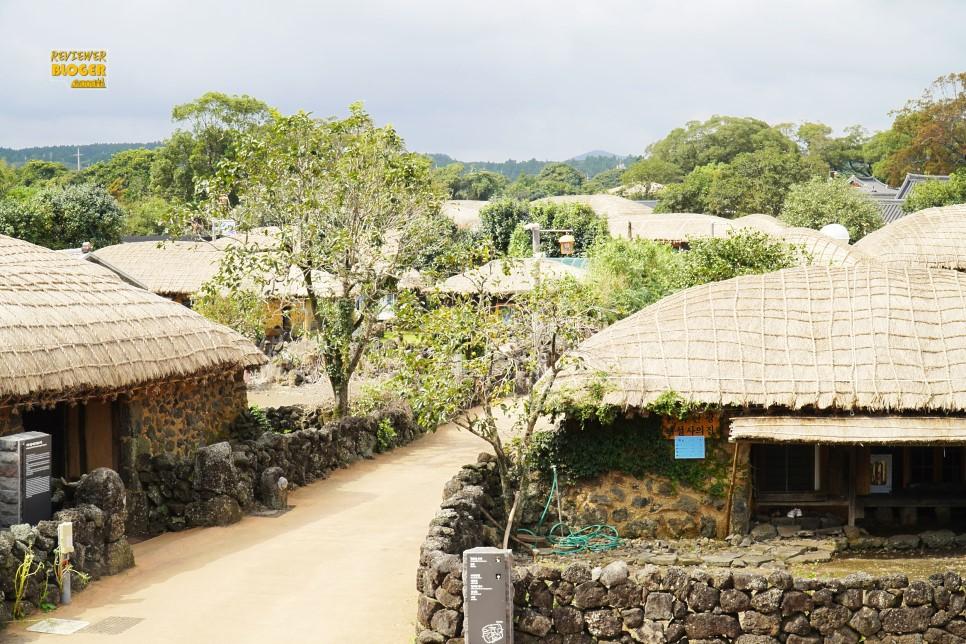 Làng dân gian Seongeup là một địa điểm đáng ghé thăm một lần
