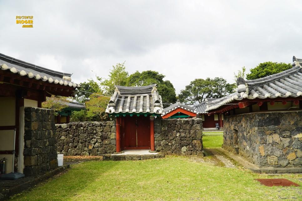 Làng dân gian Seongeup là một nơi chứa nhiều ý nghĩa vì giữ được những nét văn hóa lâu đời của đảo Jeju