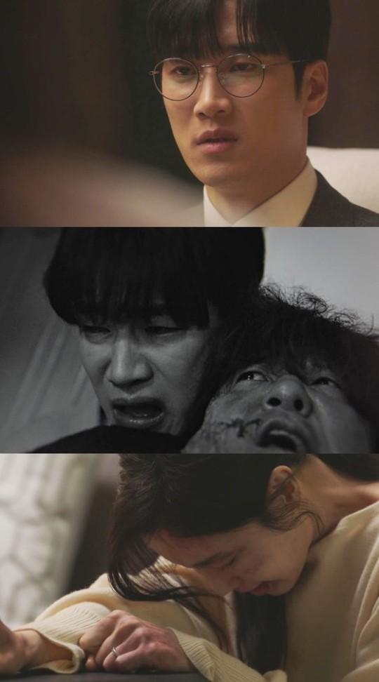 Sau Itaewon Class, Ahn Bo-huyn đã tham gia bộ phim Kairos