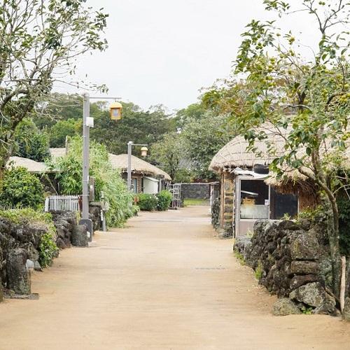 Làng dân gian Seongeup - nơi bạn có thể cảm nhận được vẻ xưa