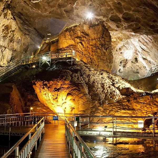Top những hang động nên tham quan khi đến Gangwon