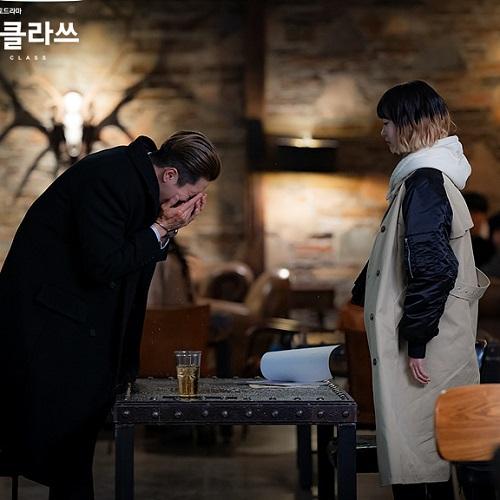 Hội thoại giữa Jang Geun-won và Jo Yi-seo trong tập 9 Itaewon Class